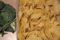 Puttanesca - noodles