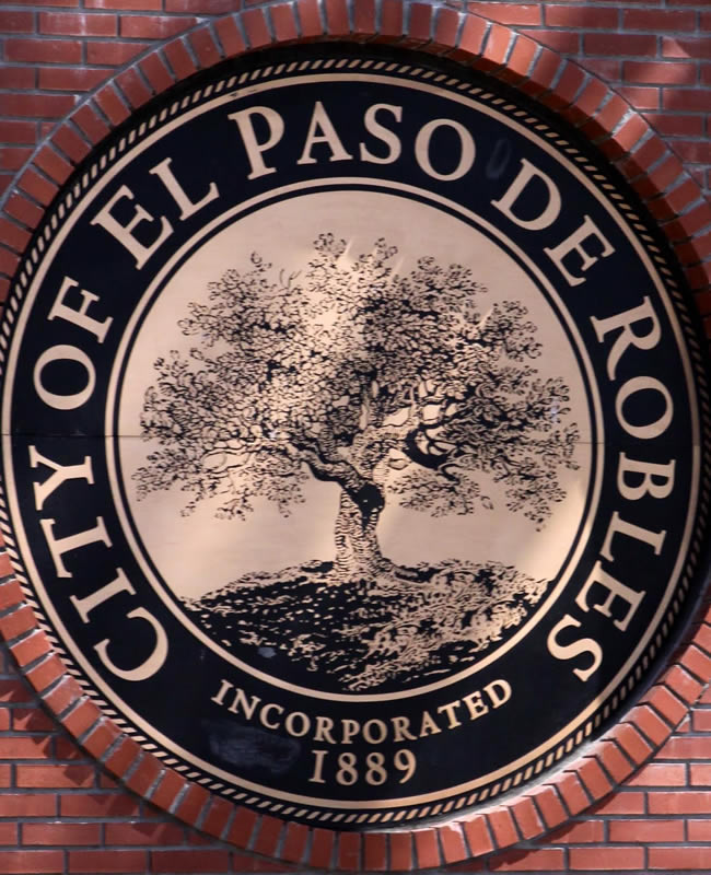 Paso Robles Sign