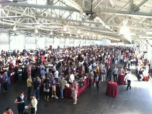 Family Winemakers SF 2012