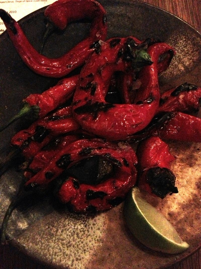 Pascqual's peppers