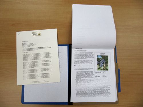 TTB petition