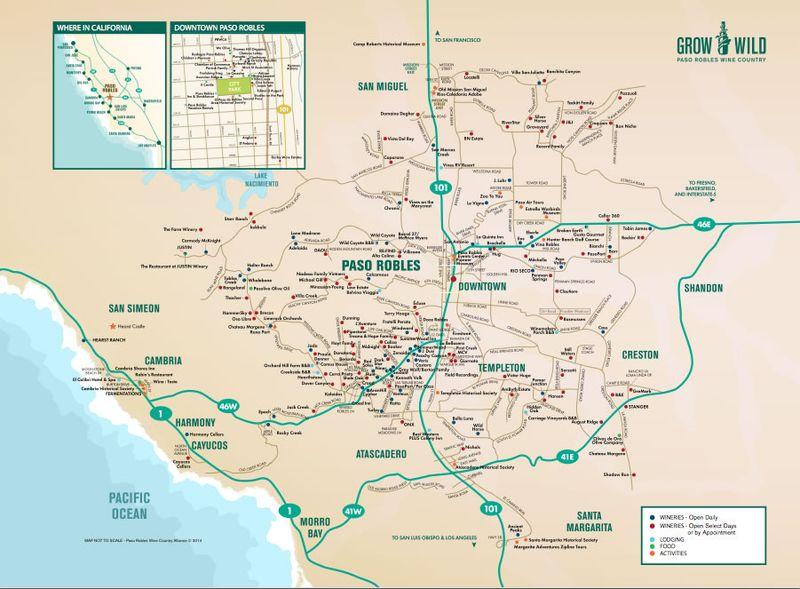 PRWCA Map