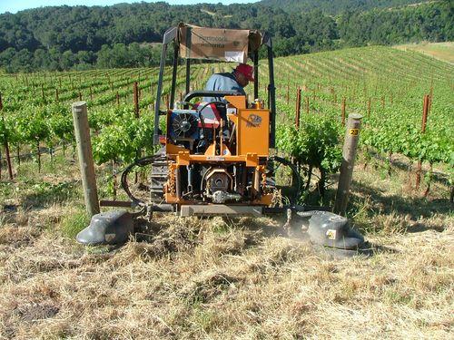 Tournesol Tractor