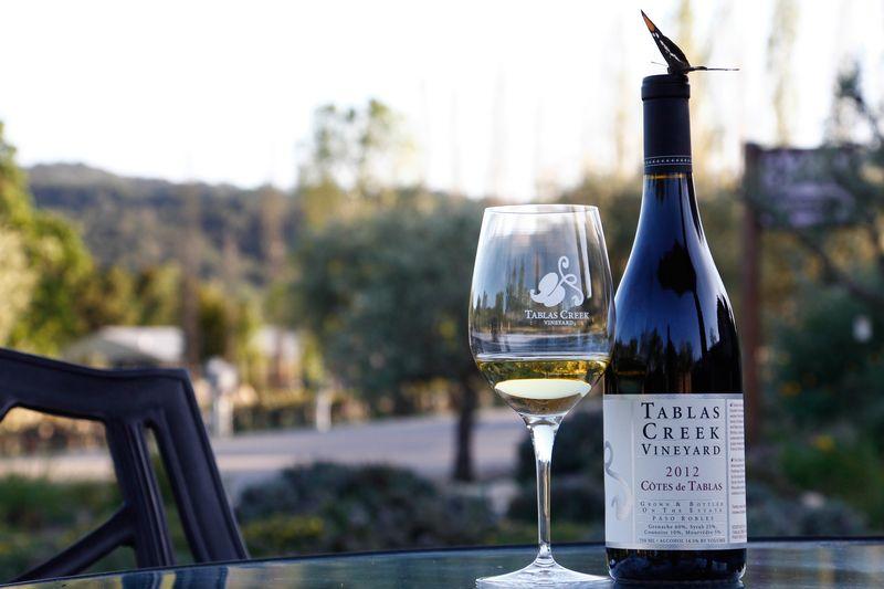 Tablas Creek Vineyards 17
