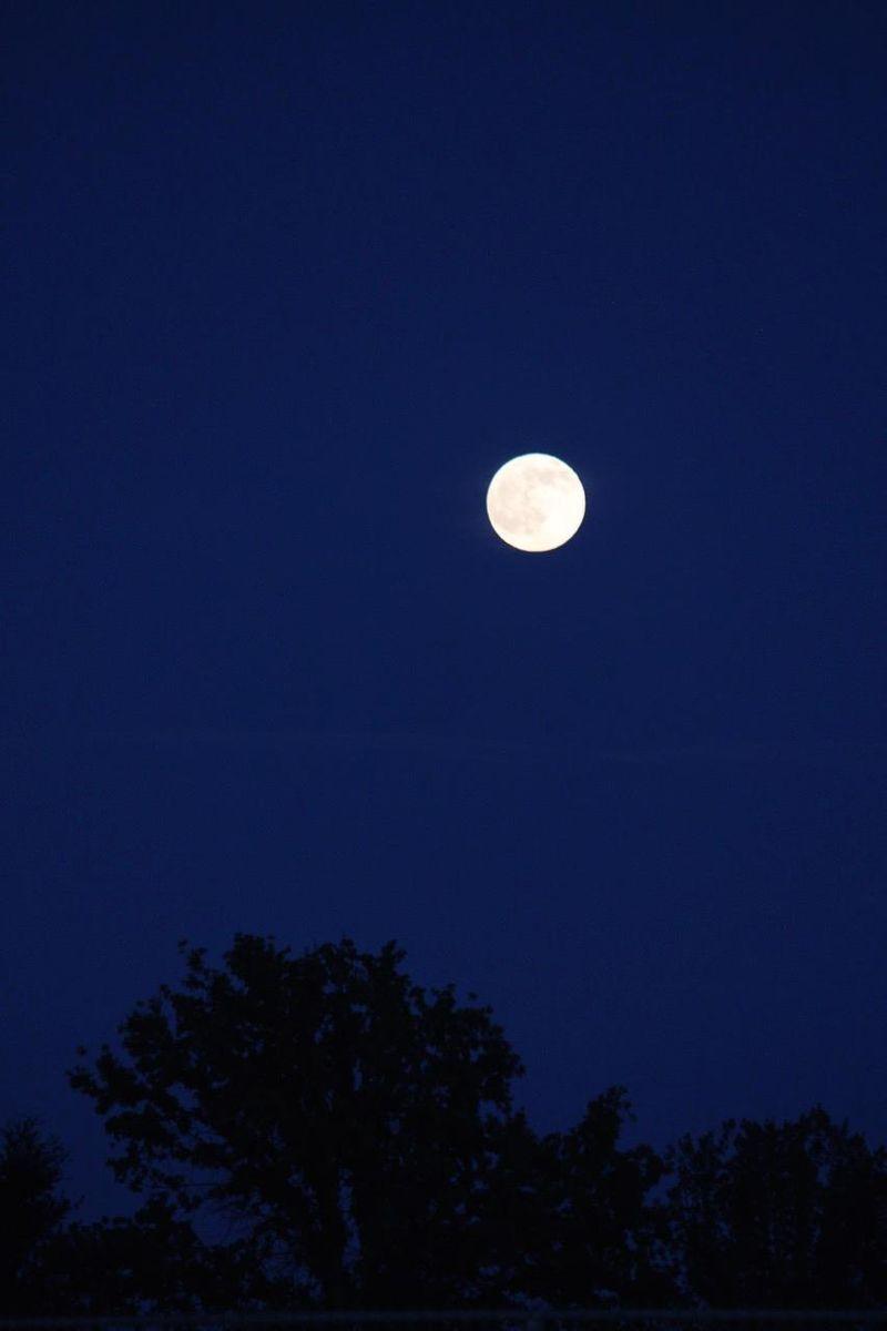 Full moon - Jul 2015