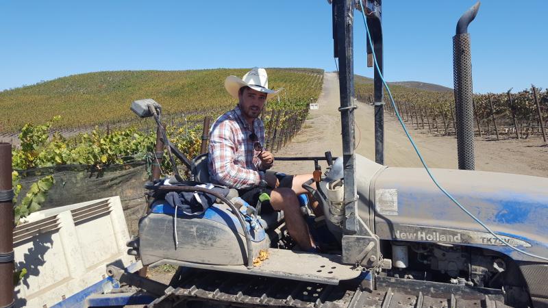 Brad Tractor