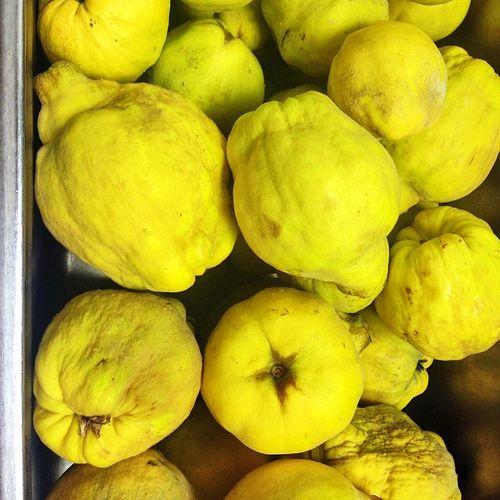 Artisan photo of quinces