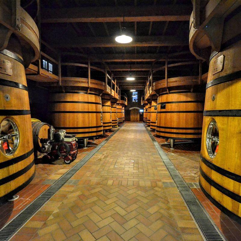 Cellars at Beaucastel