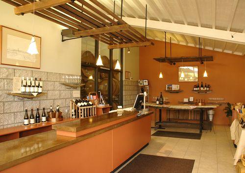 Tablas Creek Tasting Room Interior
