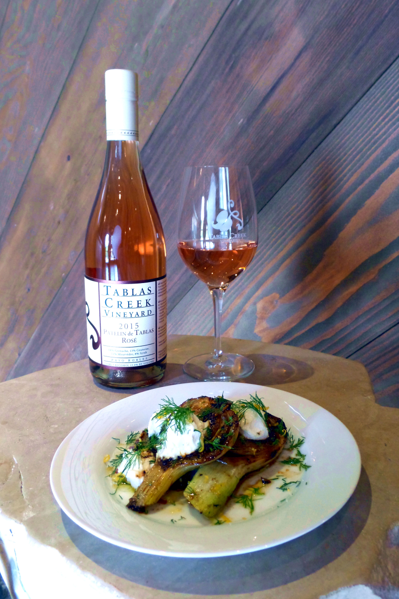 Patelin Rose and Fennel