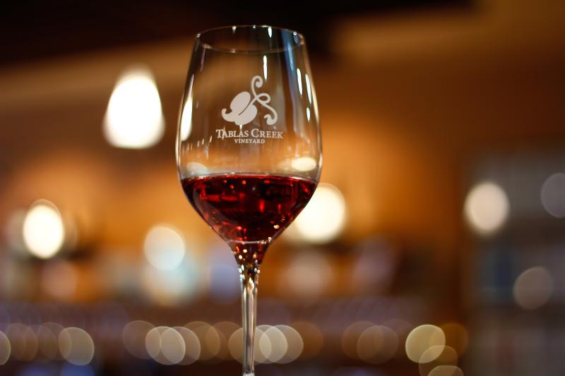 Tablas Creek Vineyards 7
