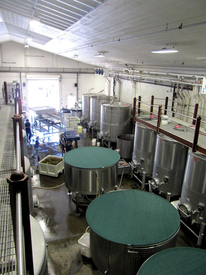 Full cellar