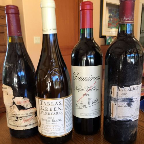 Rzh wines of the year