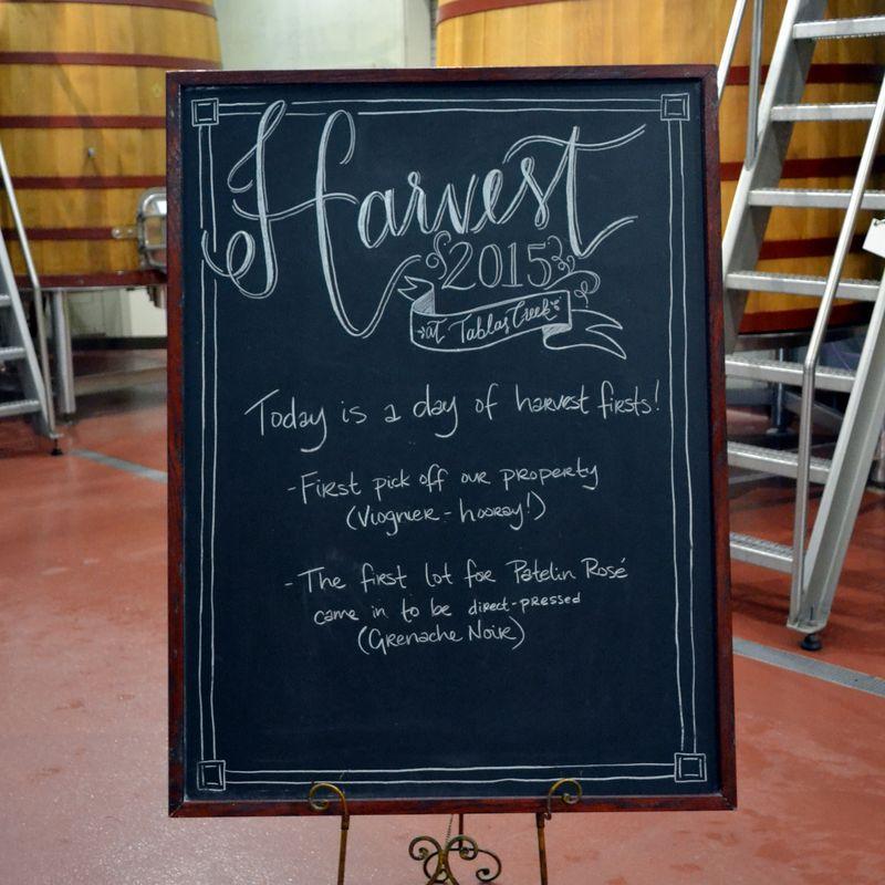 Harvest Sign First Estate_cube