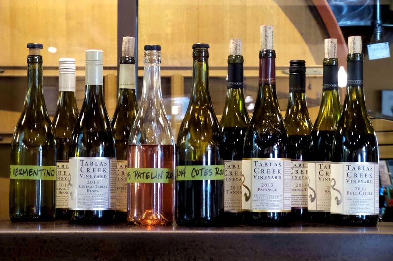 Spring 2016 Shipment Wines