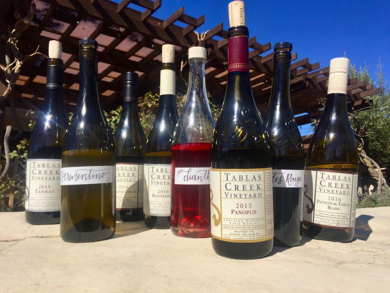 Spring 2018 shipment wines 2