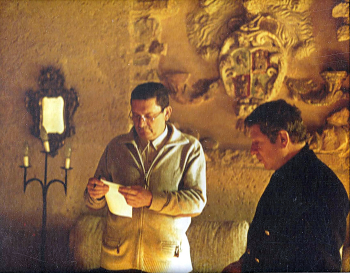Jacques Perrin & Bob Haas 1970s