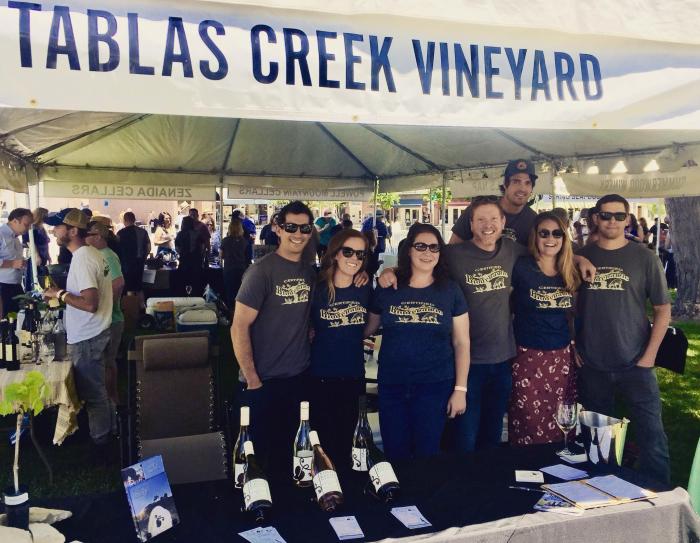 Paso Robles Wine Festival Cru 2018