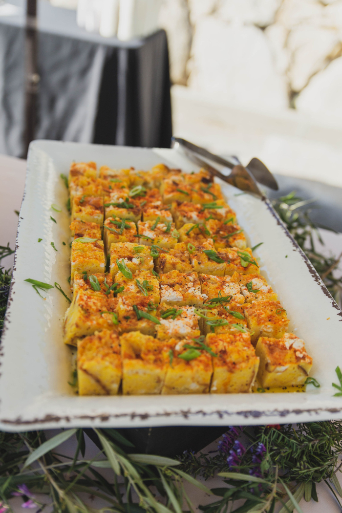 Tablas Creek 30th Anniversary Party - Egg Strata