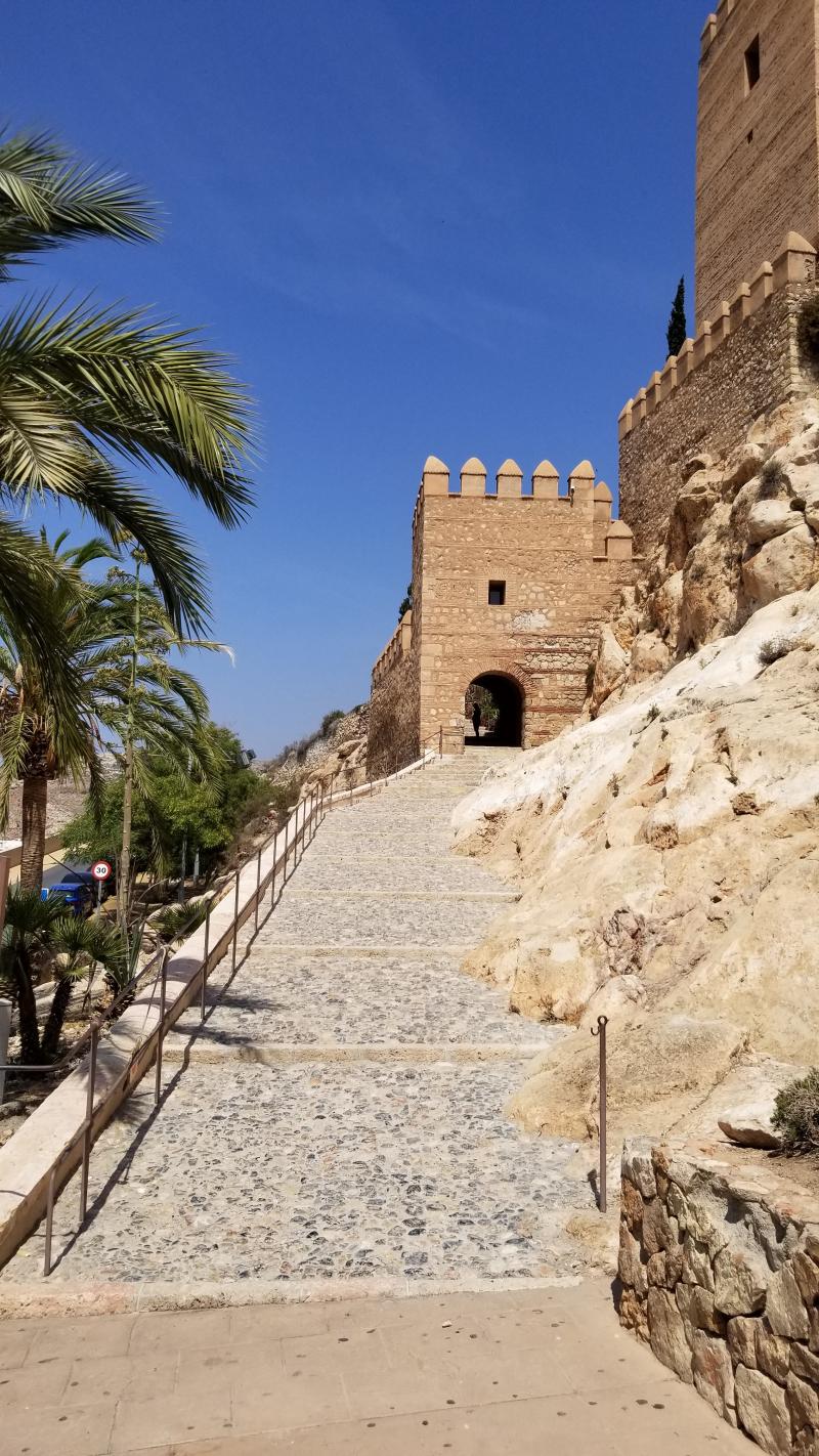 Moorish castle 2